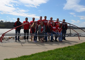WKU steel bridge team making fourth cons...