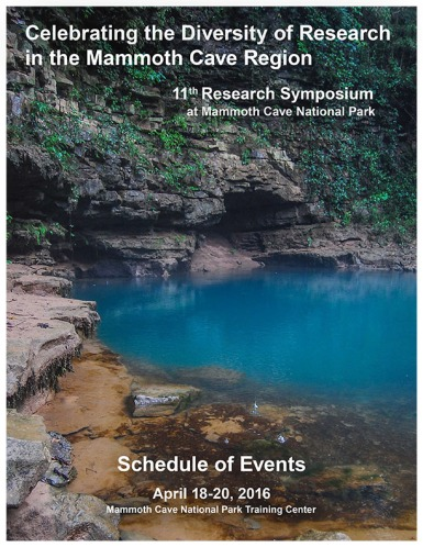 2106 Symposium Schedule of Events