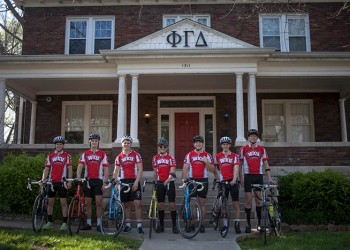 WKU students to ride cross country in Bi...