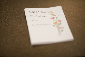 WKU Aging conducted its year end celebration on April 27.