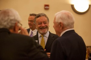 NPR President and CEO Jarl Mohn was the featured speaker April 29 at the Bowling Green Area Chamber of Commerce Coffee Hour, presented by WKU Public Radio..