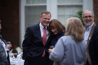 The 25-year and retirement dinner was held May 3.
