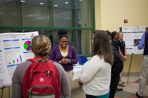 The Impact Expo was held May 3.