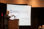 The Honors College at WKU hosted a graduation luncheon on May 13.