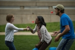 Potter College of Arts & Letters hosted a finals week stress buster event on May 9.