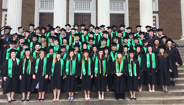 The Gatton Academy Class of 2016. (Photo by Sam Oldenburg)