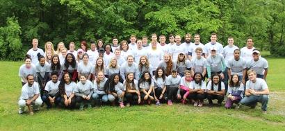 2016 LeaderShape Institute participants