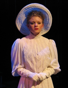 Ruby Lewis appeared in WKU's 2006 production of Ragtime.