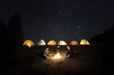 Night Sky Stories Over a Summer Campfire will be presented July 3-Aug. 18 at WKU's Hardin Planetarium.