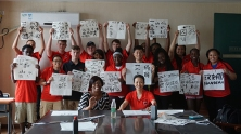 A group of high school students and faculty members participated in the Confucius Institute at WKU's summer program in China.