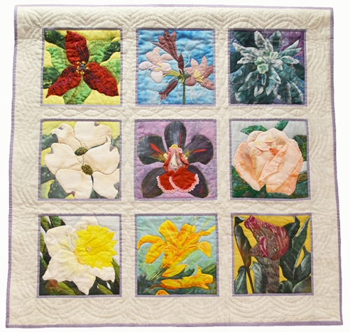quilt share day