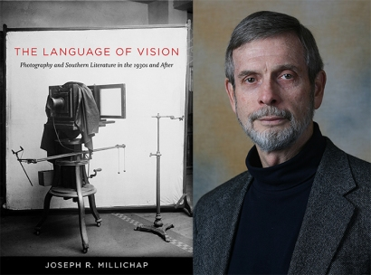 """The Language of Vision: Photography and Southern Literature in the 1930s and After"" is the latest book by Joseph R. Millichap, professor emeritus of English at WKU."