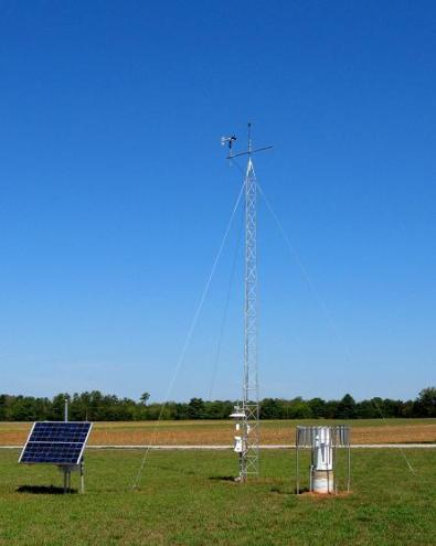 The Kentucky Mesonet will be adding soil monitoring probes at five stations and making instrumentation upgrades at other sites.