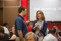 College of Health and Human Services held its fall meeting on Aug. 17.