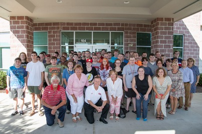 A welcome program for the Kelly Autism Program was held Aug. 21.
