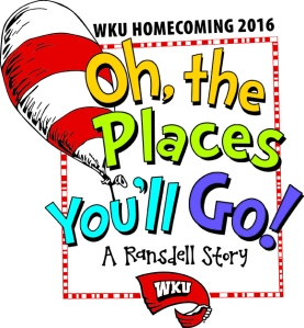 Homecoming 2016 events will be held Oct. 19-23.