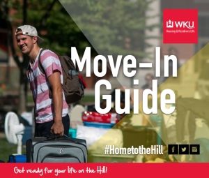 Information about moving into WKU residence halls for the fall 2016 semester is available at http://www.wku.edu/housing/moveinguide/index.php