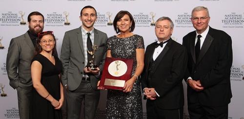 WKU PBS 2016 Emmy group shot