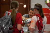 A Taste of WKU on Aug. 31 featured healthy food options.