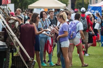 Welcome Back WKU was held Aug. 31.