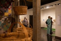 """""""Standing the Test of Time: Kentucky's White Oak Basket Tradition"""" opened Sept. 16 at the Kentucky Museum."""