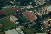 A record crowd of 23,674 attended the Sept. 24 game between WKU and Vanderbilt at Houchens Industries-L.T. Smith Stadium.