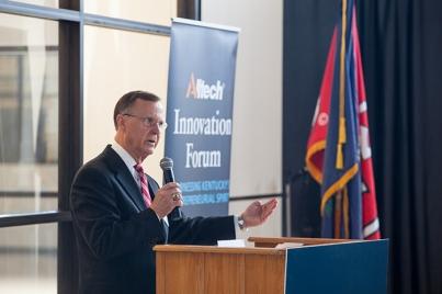 The Alltech Innovation Forum was held Oct. 6.