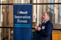 The Alltech Innovation Forum was held Oct. 6.