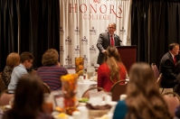WKU held high school scholars luncheons in northern Kentucky on Oct. 11 and Elizabethtown on Oct. 13.