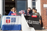 WKU and Central Texas College signed an articulation agreement on Oct. 12.