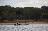 The WKU Bass Fishing Team hosted a tournament on Oct. 15.