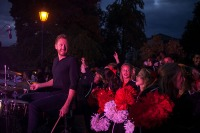 The Concert in the Park and Big Red's Roar were held Oct. 21.
