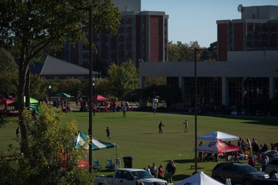Homecoming Day events were held Oct. 22.