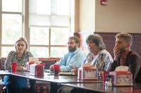 Faculty leadership group met on Oct. 26.