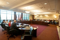 The WKU Board of Regents met Oct. 28.