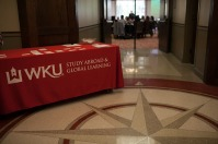 The Kentucky Council on Education Abroad met Oct. 28.
