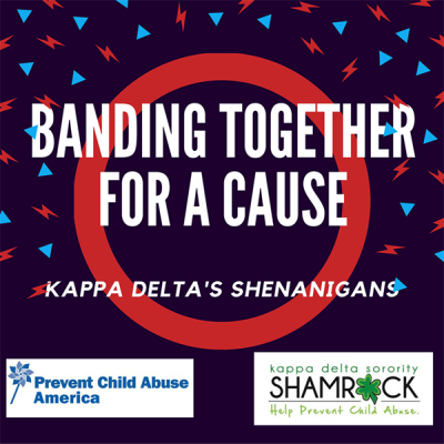 Kappa Delta Sorority's 2016 Shenanigans will be held Oct. 4 at SKyPAC in downtown Bowling Green.