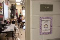 WKU graduate Hendrix Brakefield teaches at Bowling Green Junior High School.