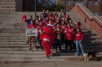WKU's SKyTeach program celebrated the 20th anniversary of the UTeach program at the University of Texas at Austin on Nov. 10.
