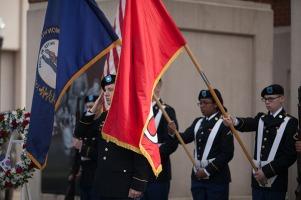 WKU observed Veterans Day on Nov. 11.