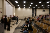 International Education Week events included an International Business Symposium on Nov. 16.
