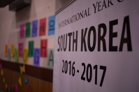International Education Week events included Globe Trot on Nov. 16.