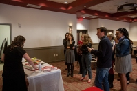 """A book signing event for Dr. Audra Jennings' """"Out of the Horrors of War"""" was held Nov. 18."""