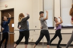 International Education Week events included South Korean Dance Fusion on Nov. 18.