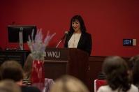 The 2016-2017 Scholar of the Week reception was held Dec. 6.