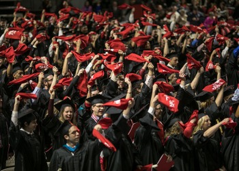 WKU confers degrees to 1,372 during 180t...