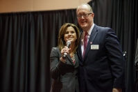 Robbin Taylor, WKU vice president of Public Affairs, is 2017 chair of the Bowling Green Area Chamber of Commerce.