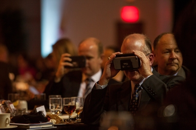 The Bowling Green Area Chamber of Commerce annual dinner was held Feb. 6.