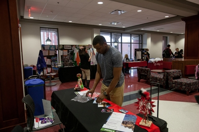 Study Abroad Fair was held Feb. 7.
