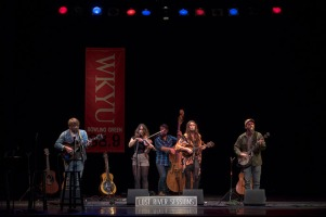 Lost River Sessions Live was presented Feb. 16 at the Capitol Arts Center.